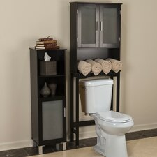 "Verona 24"" x 67"" Over The Toilet Cabinet"