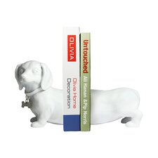 Dachshund Dog Bookend (Set of 2)