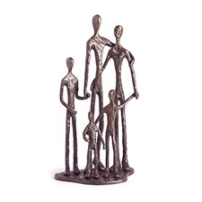 Family of 5 Figurine