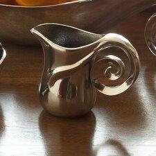 Gaudi Inspired Organic Swirls Creamer