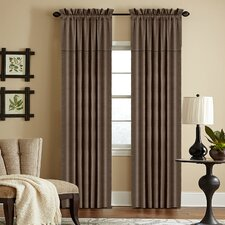 York Rod Pocket Pleated Shade