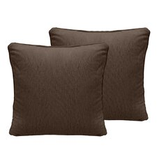 Luxe Chenille Euro Pillow (Set of 2)