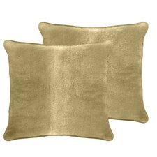Luxury Velvet Euro Pillow (Set of 2)