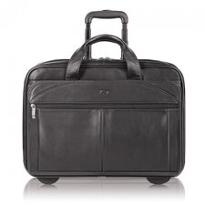 Full Grain Leather Laptop Briefcase