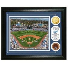 MLB Coin Photo Mint Framed Memorabilia