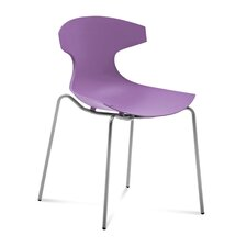 Echo Armless Stacking Chair (Set of 2)