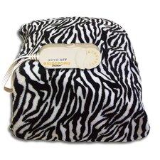 Comfort Knit Heated Throw Blanket