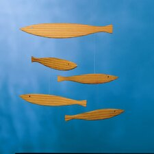 Floating Fish Mobile