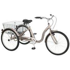 "Meridian 26"" Single Speed Tricycle"