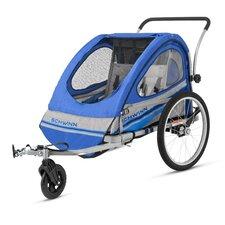 Trailblazer Double Bike Trailer