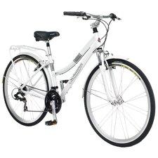Women's Discover 700C Hybrid Bike