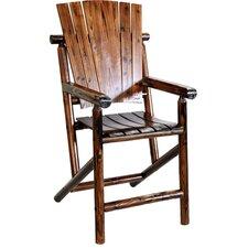 Char-Log Bar Arm Chair II