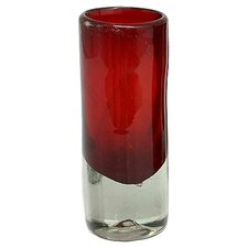 Javier and Efren Artisan Hand Blown Tequila Shot Glass (Set of 6)
