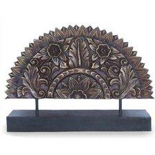 Sunflower Fan Sculpture