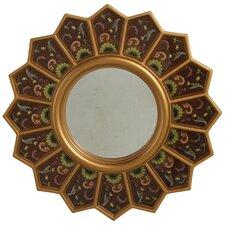 Edmundo Contreras Sunflower Fan Mirror