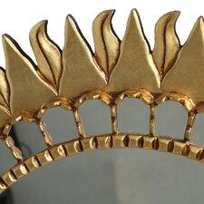 Marcos Luzalde  Inca Sunburst Mohena Mirror