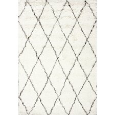 Moderna Moroccan Shag Area Rug