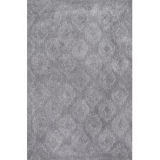 Trellis Grey Area Rug