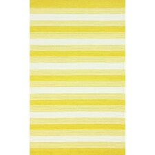 Serendipity Yellow Pandora Area Rug