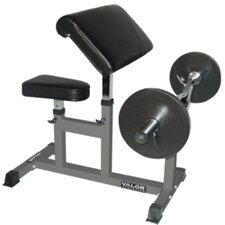 CB-6 Adjustable Arm Curl Bench