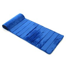 My First Toddler Memory Foam Nap Mat with Removable Pillow