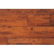 """Hart 7-7/8"""" Solid Birch Hardwood Flooring in Honey"""