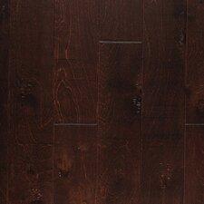 "Sea Isles 4-9/10"" Engineered Birch Hardwood Flooring in Fripps"