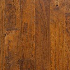 """Melissa II 4-9/10"""" Engineered Elm Hardwood Flooring in Brown"""