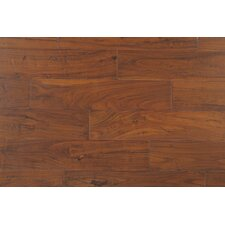 "Kensington 4-3/4"" Engineered Acacia Hardwood Flooring in Golden Topaz"