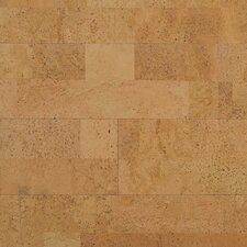 "Enviro-Cork 6"" Engineered Cork Hardwood Flooring in Natural"