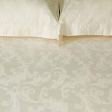 Roma Duvet Cover Set in Ivory