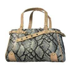 Snake Skin Handbag Pet Carrier