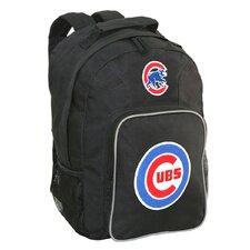 MLB Black Backpack