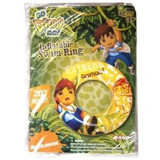 Nickelodeon Go Diego Go! Inflatable Swim Ring (Set of 2)