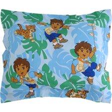 Nickelodeon Go Diego Go! Animl Rescue Pillow Sham