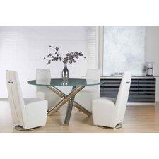 Tobi Swivel Parsons Chair (Set of 2)