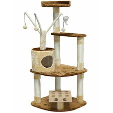 "60"" IQ Box Cat Tree"
