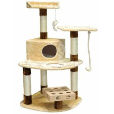 "48"" IQ Box Cat Tree"