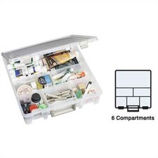Super Satchel-6 Compartment