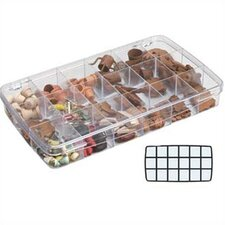 """Prism"" Box 18 Compartment (Set of 2)"