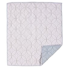 Cotton Poplin Quilted Comforter