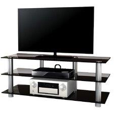 TV-Regal Lotasa mit 3 Fachböden
