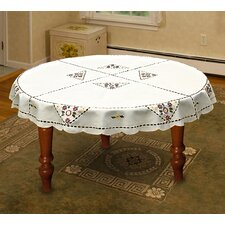 Orchid Tablecloth