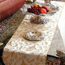 Luxury Damask Table Runner