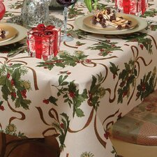 European Seasonal Tablecloth