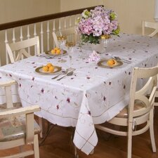 Ascott Embroidered Tablecloth