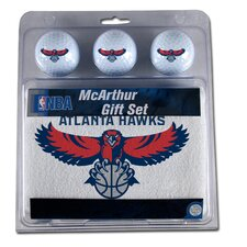 NBA Golf Gift Box 4 Piece Towel Set
