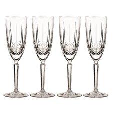 Sparkle Flute Glass (Set of 16)