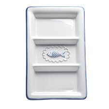 San Remo Ceramic Divided Serving Dish