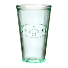Fleur De Lis Hiball Glass (Set of 6)